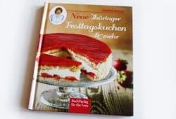 Gudrun Dietze: Neue Thüringer Festtagskuchen & mehr. Foto: Ralf Julke