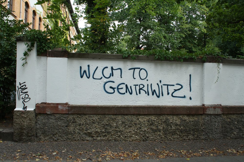 Graffiti in Connewitz. Foto: Ralf Julke