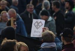 Herz statt Hetze. Foto: L-IZ.de