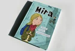 Sabine Lemire, Rasmus Bregnhøi: Mira. Foto: Ralf Julke