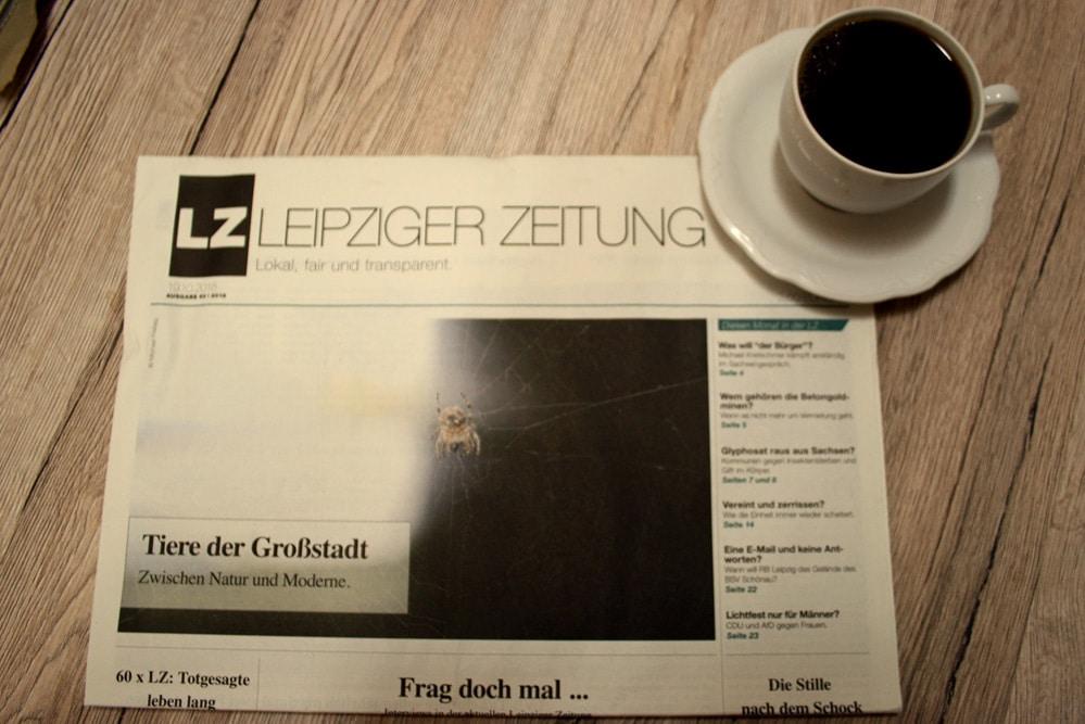 Leipziger Zeitung Nr. 60. Foto: L-IZ