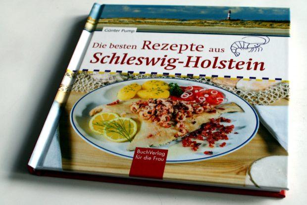 Günter Pump: Die besten Rezepte aus Schleswig-Holstein. Foto: Ralf Julke