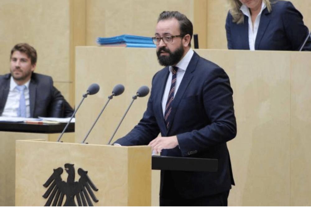 Justizminister Sebastian Gemkow. Foto: Sächsisches Staatsministerium der Justiz