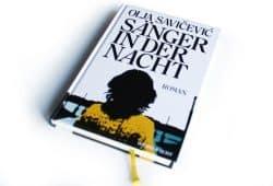 Olja Savičević: Sänger in der Nacht. Foto: Ralf Julke