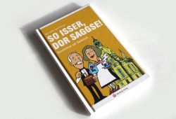 Ethel Scheffler, Sylke Tannhäuser: So isser, dor Saggse! Foto: Ralf Julke
