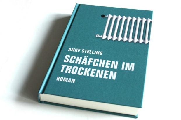 Anke Stelling: Schäfchen im Trockenen. Foto: Ralf Julke
