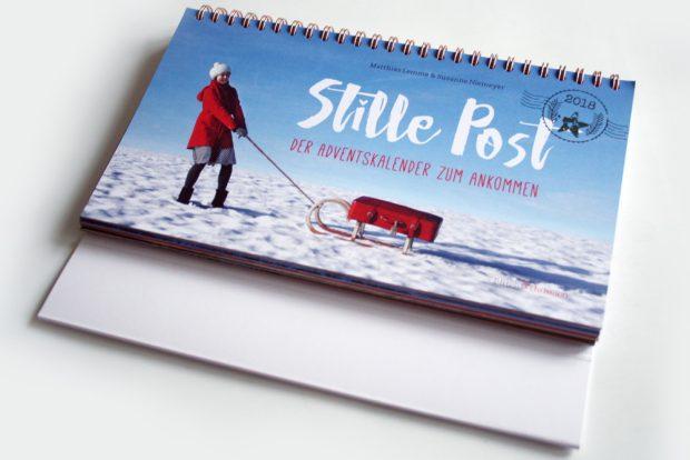 Matthias Lemme, Susanne Niemeyer: Stille Post. Foto: Ralf Julke