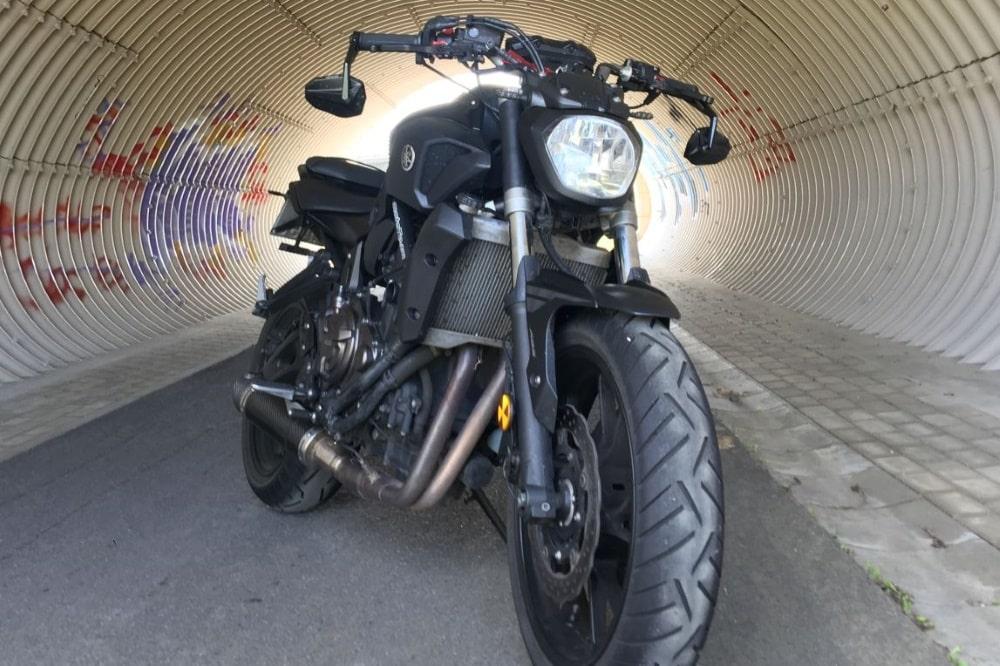 Wer weiß, wo das Motorrad ist? Foto: privat