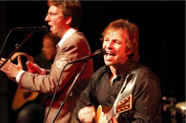 """""""Simon & Garfunkel Revival Band. Quelle: Veranstaltungsagentur Steffen Mendrok"""