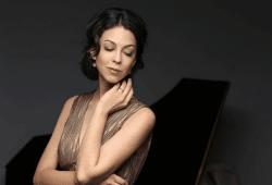 Die russische Cembalistin Anastasia Antonova. Credit: Bach-Museum Leipzig/Künstlerin privat