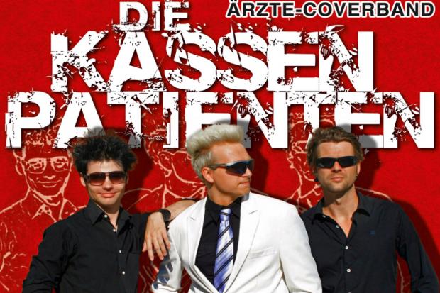 Die Kassenpatienten. Blues Agency-Veranstaltungen GmbH