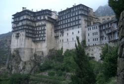 Die Mönchsrepublik Athos. Foto: A. Muschalek
