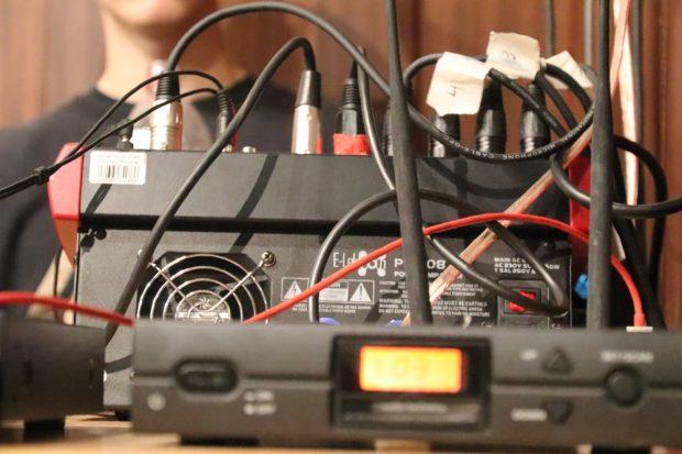 Die Schüler übertrugen die Veranstaltung live via Youtube. Foto: L-IZ.de