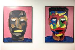 Diese zwei Bilder eines Patienten können ebenfalls erworben werden Foto: Leipziger Stiftung für krebskranke Kinder