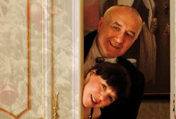 Duo con emozione im Advent. Foto: Carlo Bansini - Erfurt