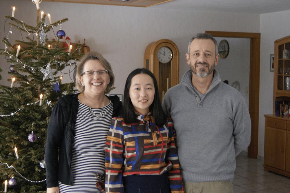 Experiment e.V . - Weihnachtsgastfamilie. Foto: Vanessa Arslan