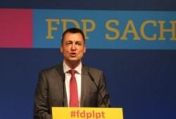 FDP-Bundestagsabgeordneter Torsten Herbst. Foto: L-IZ.de