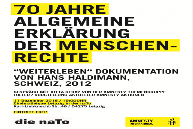 Quelle: Amnesty International Stadtgruppe Leipzig