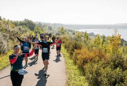 Halbmarathon Leipzig PR