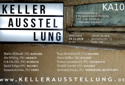 Kellerausstellung PR