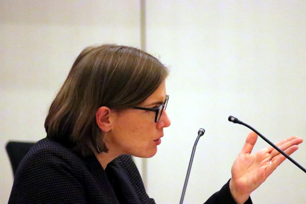 Kulturbürgermeisterin Skadi Jennicke (Linke). Foto: L-IZ.de