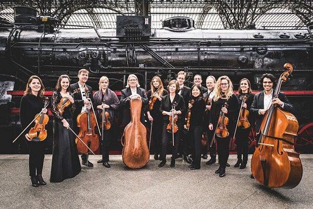 Mendelssohn Kammerorchester Leipzig. Foto: Christian Kern