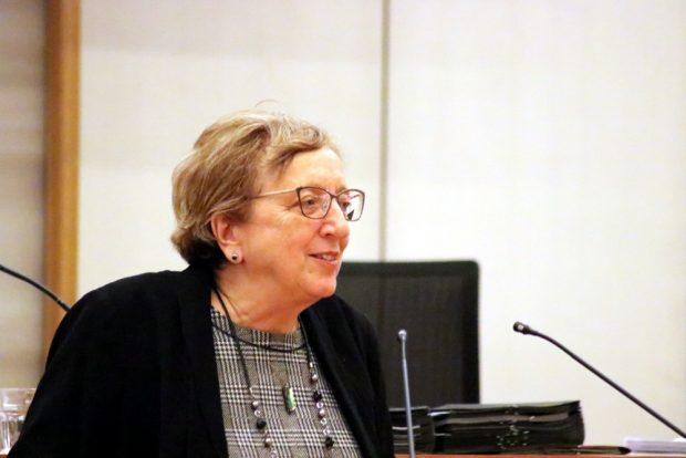 Margitta Hollick (Linke). Foto: L-IZ.de