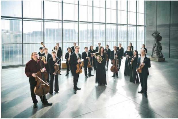 Mendelssohn Kammerorchester Leipzig. Quelle: Sächsischer Musikbund/Mathias_Gruner
