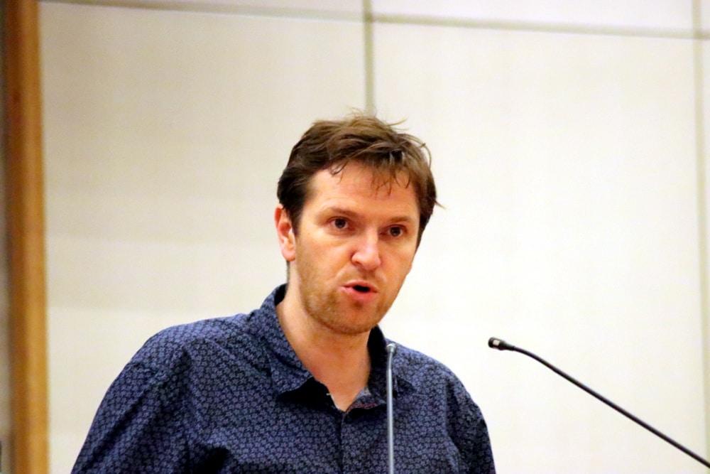Michael Schmidt (B90/ Die Grünen). Foto: L-IZ.de