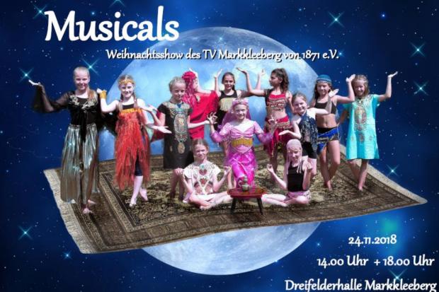 Musicals TV Markkleeberg. Foto: André Hofmann