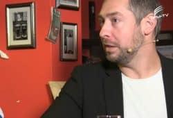 MBC-Marketingleiter Stefan Schedler zu Gast beim Sportpunkt. Foto: Screenshot Sportpunkt