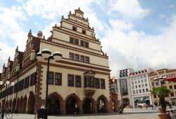 Altes Rathaus von Norden. Foto: Ralf Julke