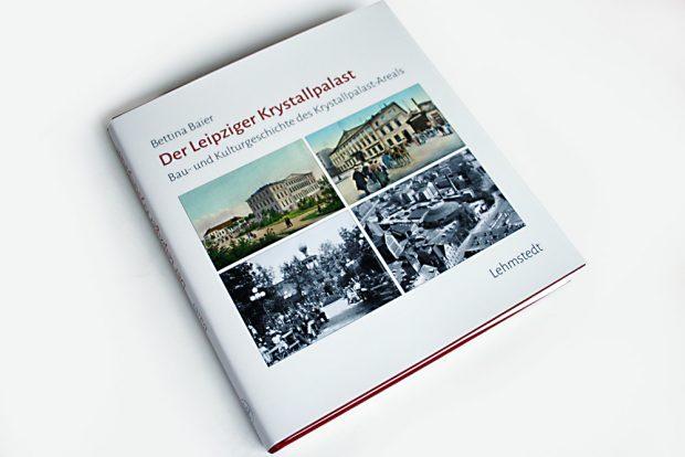 Bettina Baier: Der Leipziger Krystallpalast. Foto: Ralf Julke