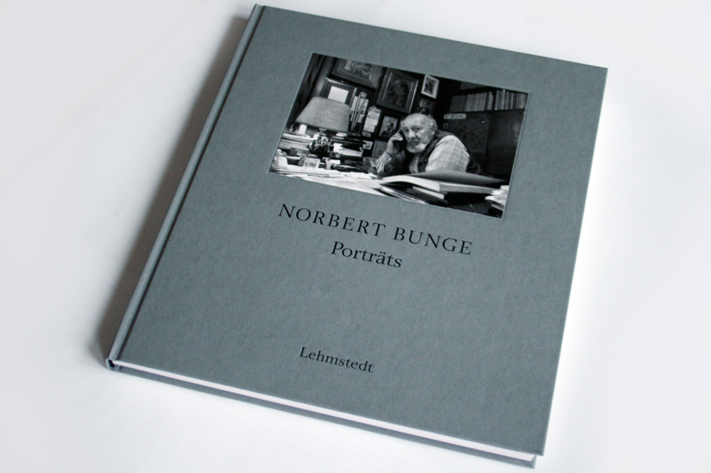 Norbert Bunge: Porträts. Foto: Ralf Julke