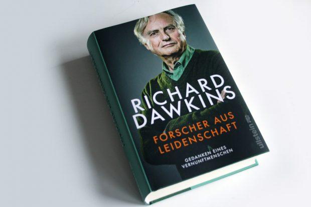 Richard Dawkins: Forscher aus Leidenschaft. Foto: Ralf Julke