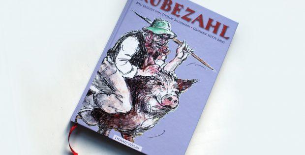 Rübezahl. Neu erzählt von Thomas Bachmann. Foto: Ralf Julke