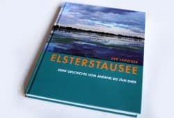 Der Leipziger Elsterstausee. Foto: Ralf Julke