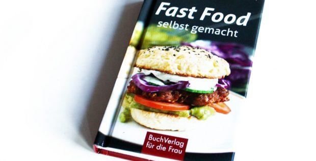 Carola Ruff: Fast Food selbst gemacht. Foto: Ralf Julke