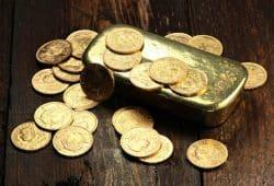 Gold kaufen in Leipzig. Foto: Shutterstock