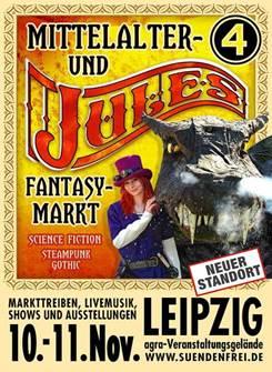 Flyer Jules-Fantasymarkt