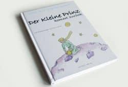 Jacek Joav Schäfer-Jasinski: Der Kleine Prinz kommt zurück. Foto: Ralf Julke