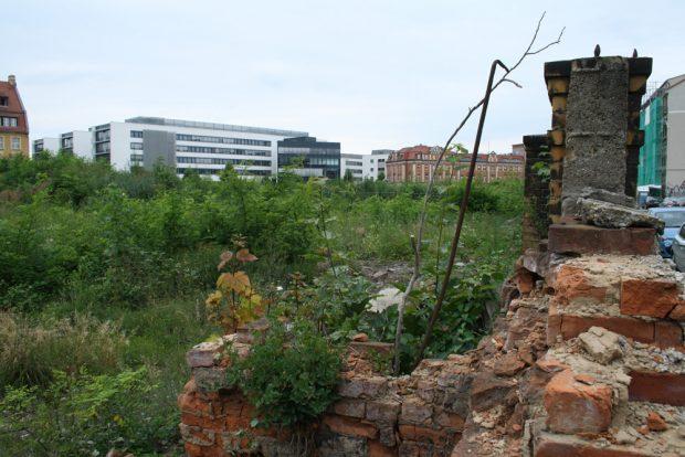 Das Krystallpalast-Gelände im heutige Zustand. Foto: Ralf Julke