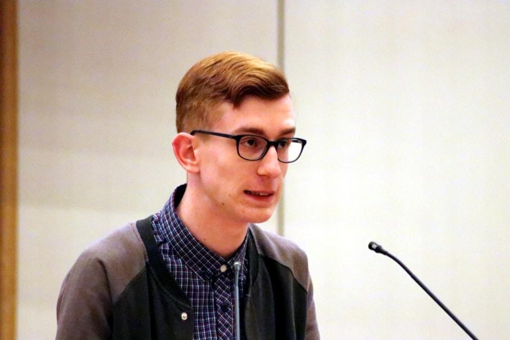 Quentin Kügler, als Vertreter des Jugendparlaments im Stadtrat. Foto: L-IZ.de