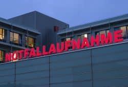 Die Zentrale Notfallaufnahme des UKL richtet vom 9. bis 11. November die 6. LIFEMED-Tagung aus, zu der Teilnehmer aus ganz Deutschland erwartet werden. Foto: Stefan Straube / UKL