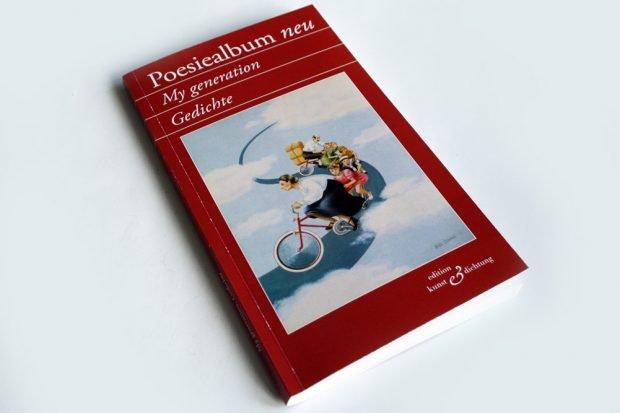 Poesiealbum neu: My generation. Foto: Ralf Julke