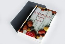 Carola Ruff: Kartoffeln, vielseitig & beliebt. Foto: Ralf Julke