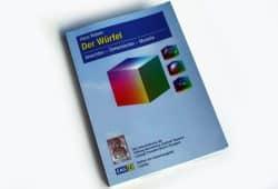 Hans Walser: Der Würfel. Foto: Ralf Julke
