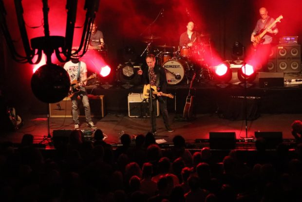 Das Konzert am 14.12. 2018 in Leipzig. Foto: L-IZ.de