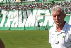 Ausgeträumt: Dietmar Demuth ist nicht mehr Trainer der BSG Chemie. Foto: Jan Kaefer