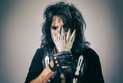 Alice Cooper. © earMUSIC, credit Rob Fenn